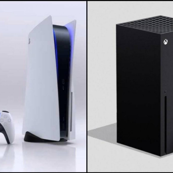XBbox Seriers X vs Playstation 5