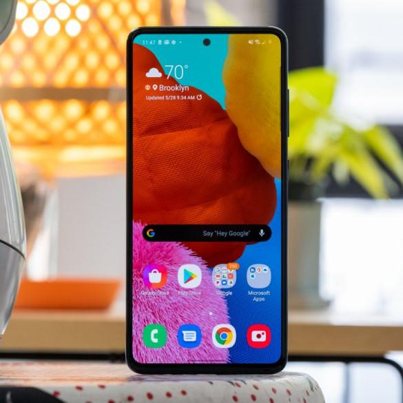 Galaxy A51s 5G