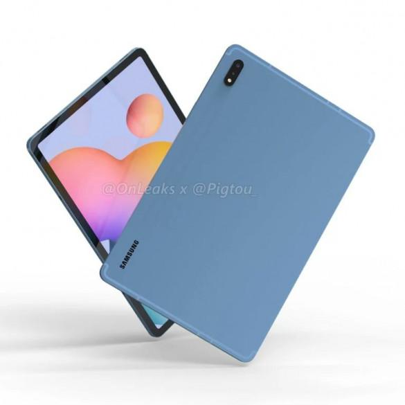 Galaxy Tab S7 y Tab S7+