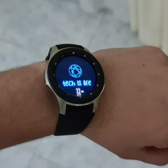 nuevo reloj inteligente Galaxy Watch 3
