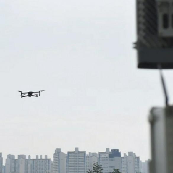 Samsung Drones antenas 5G