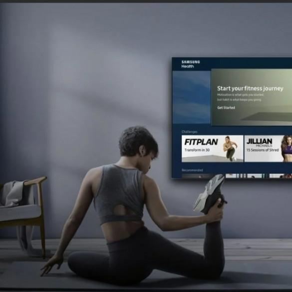 Samsung Health Samsung TV
