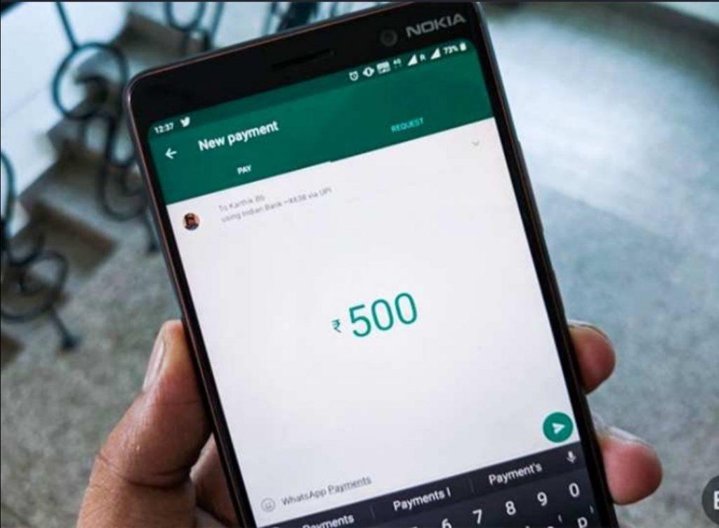 Pagos de WhatsApp (WhatsApp payment)