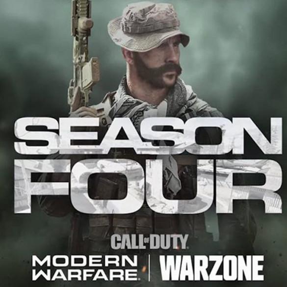 Call Of Duty Modern Warfare Actualizacion Season 4