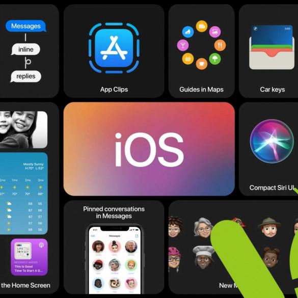Novedades de iOS 14 vs Android