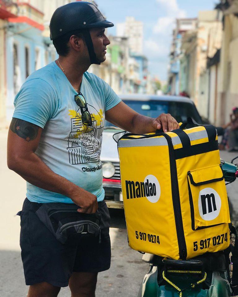 """""""Mandao"""" el emprendimiento cubano"""