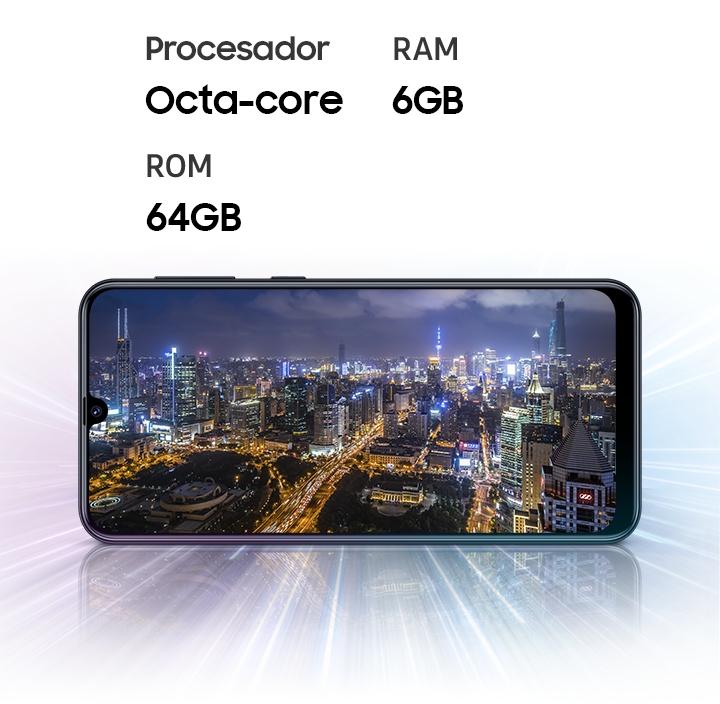 algunas especificaciones técnicas del  Samsung Galaxy M31