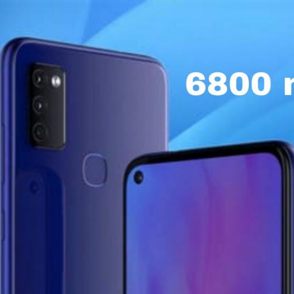 Batería Samsung Galaxy de 6800mAh