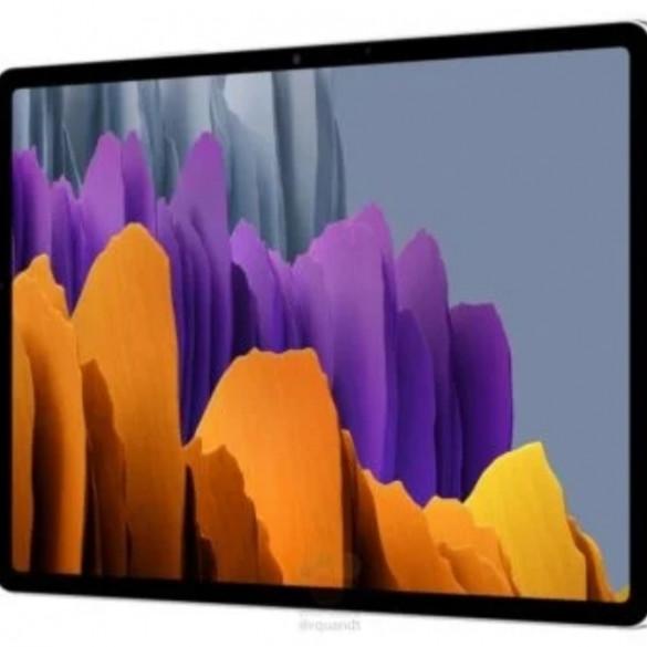 Fuga masiva de Galaxy Tab S7 y S7+