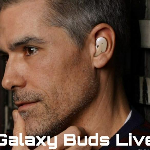 Galaxy Buds Live filtrados