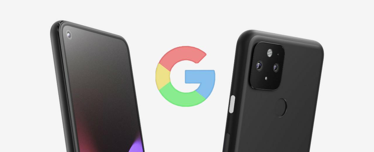 Google Pixel 5 así se verá