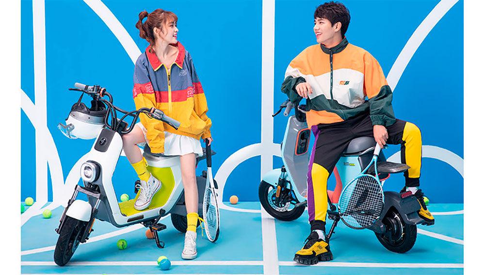 La nueva moto eléctrica de Xiaomi