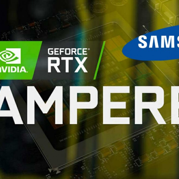 NVIDIA Samsung Ampere