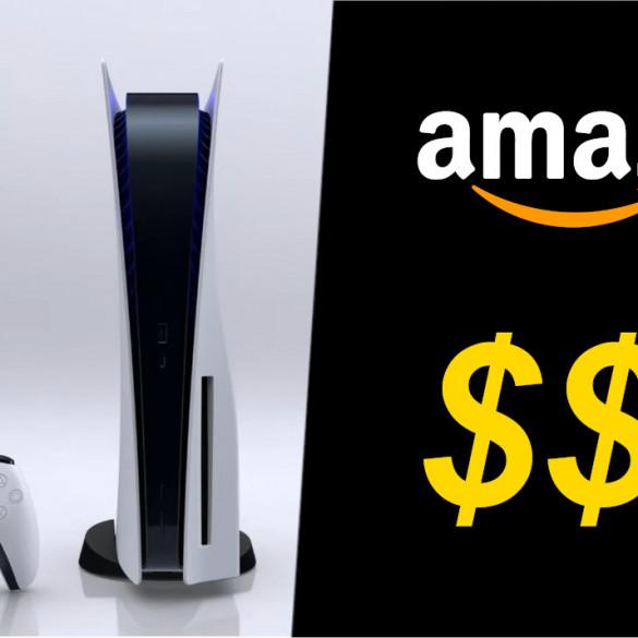 PS5 precio en Amazon inesperado