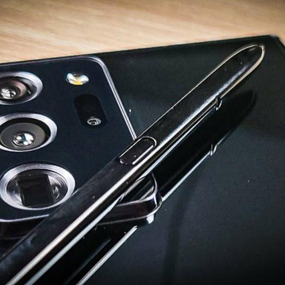 Samsung Galaxy Note 20 Ultra fuga