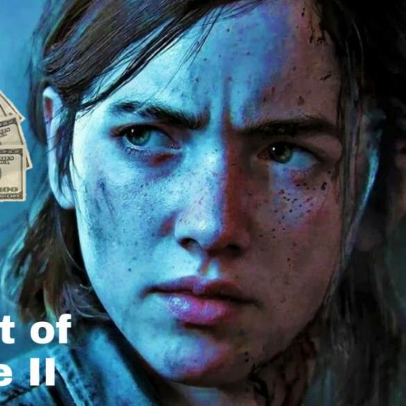 The Last of Us-Parte II mas vendido Reino-Unido