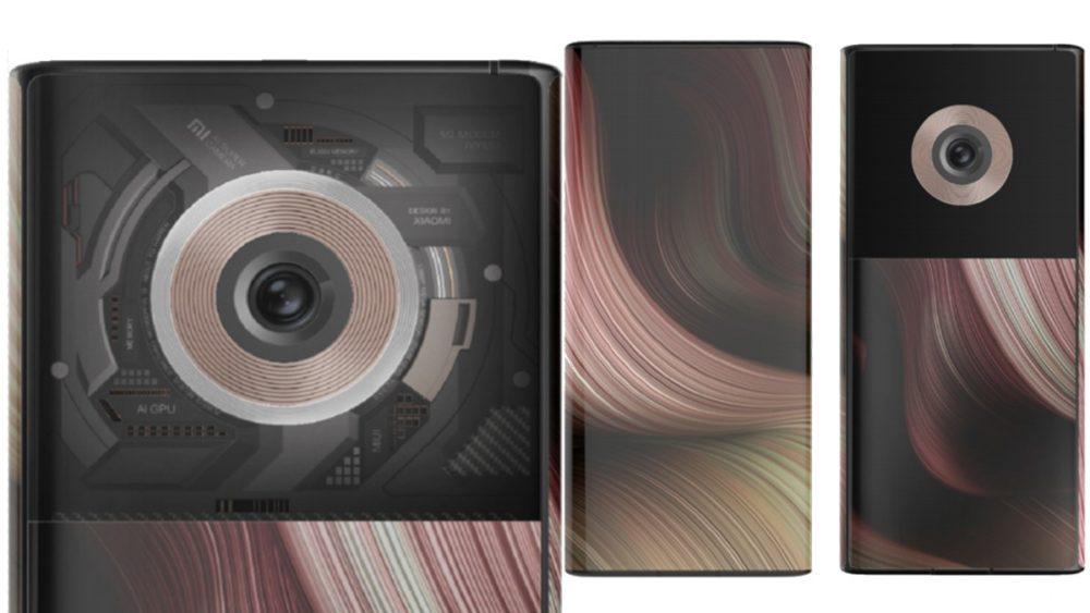 Xiaomi 108MP cámara debajo del panel