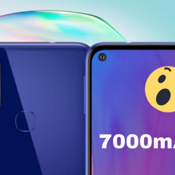 Galaxy M51 teléfono móvil con batería de 7.000mAh