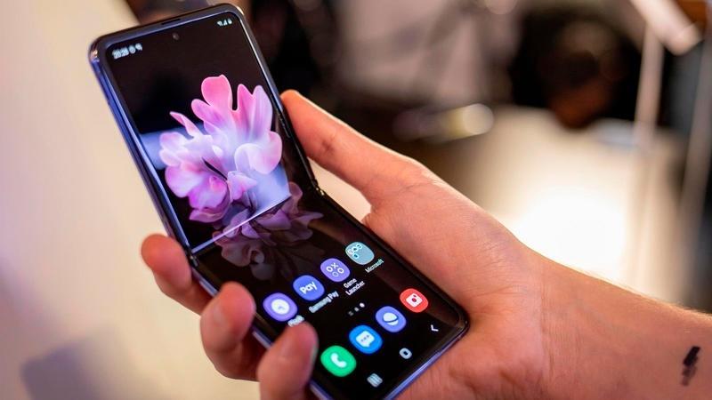 Samsung Galaxy Z Flip One UI 2.5