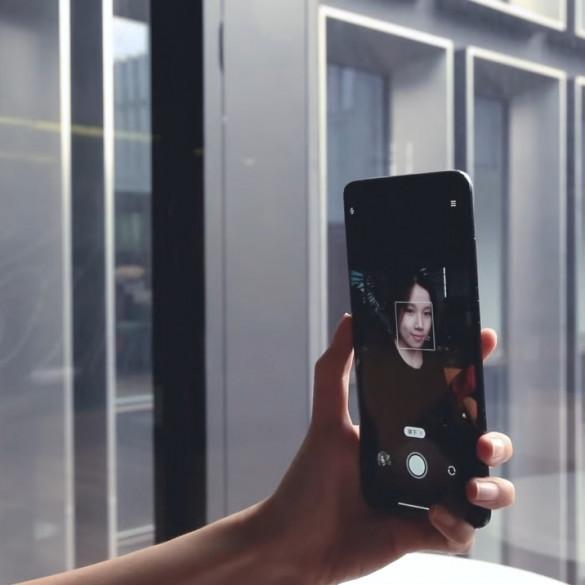 Xiaomi muestra la tecnología de cámara debajo de la pantalla