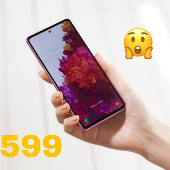 Galaxy S20 FE 5G por
