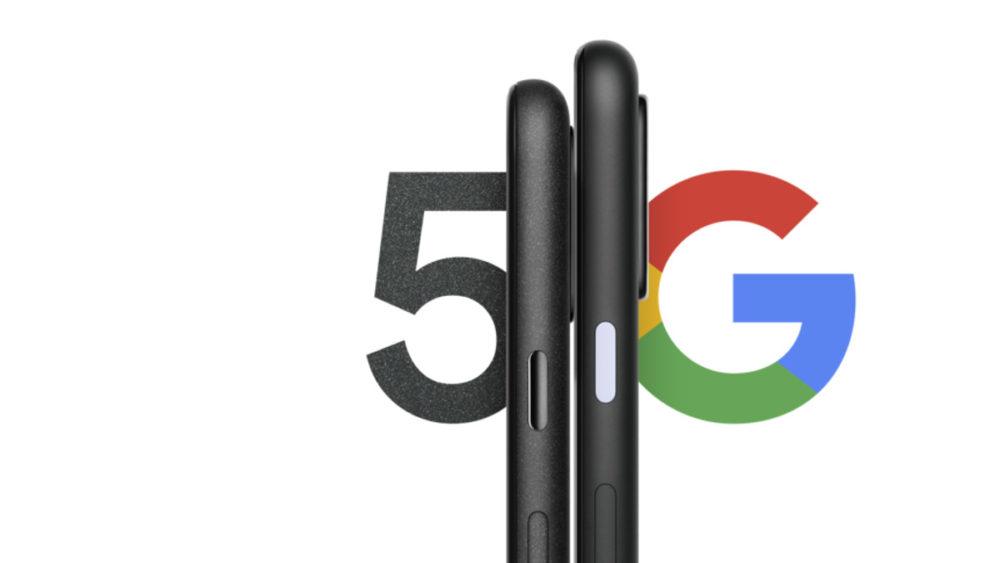 Pixel 5 5G y Pixel 4a 5G