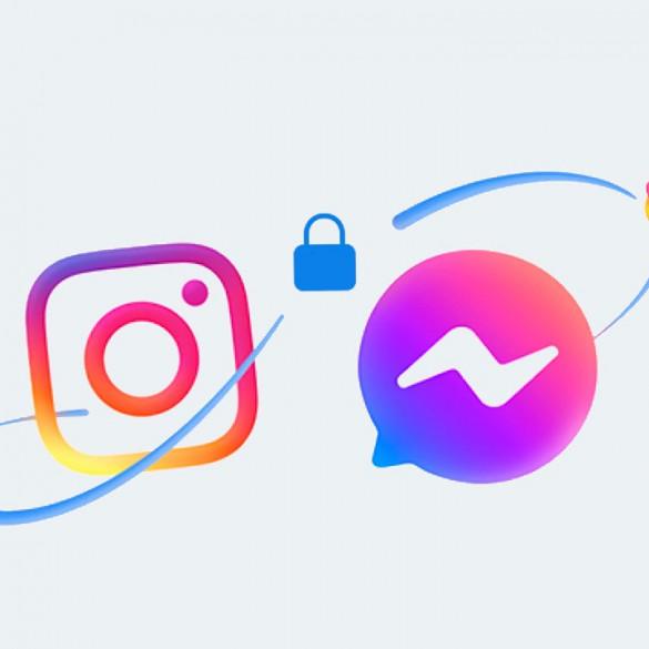 Instagram y Facebook Messenger se fusionan