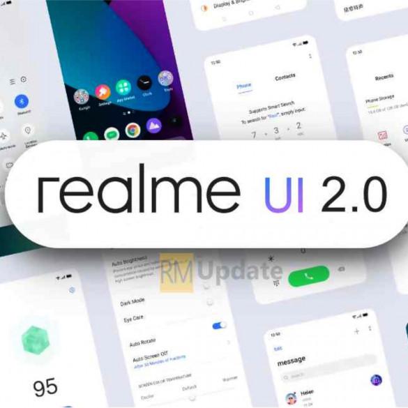 Realme UI 2.0 a Punto de Lanzarse