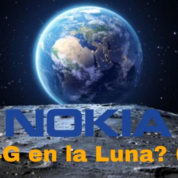 Nokia pondrá 4G en la Luna