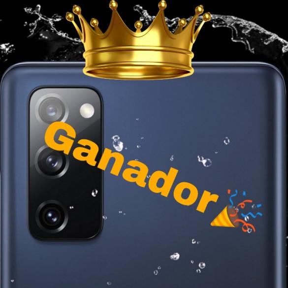Samsung Galaxy S20 FE 5G ganador