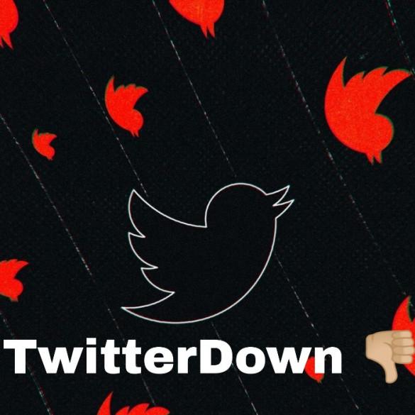 Twitter caída temporal en casi todo el mundo