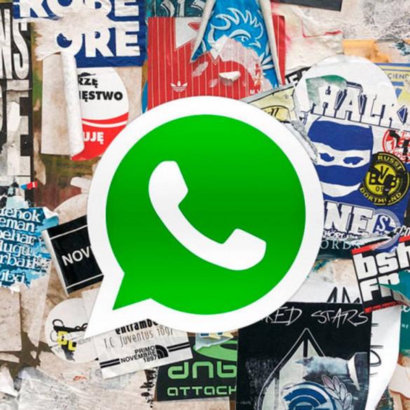 Whatsapp nos trae nuevos stickers animados