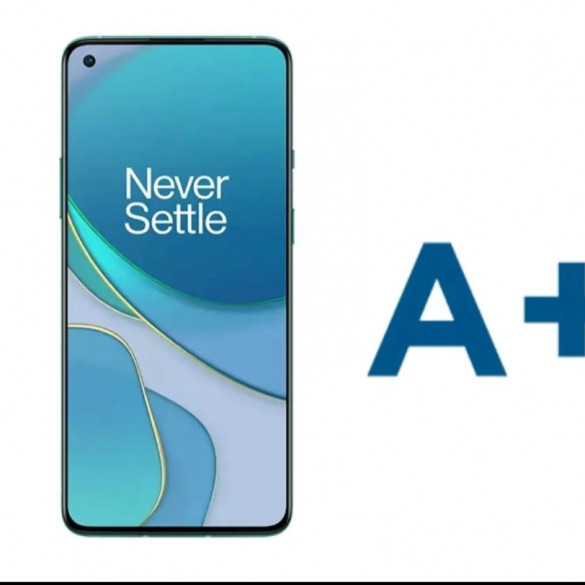 OnePlus 8T obtiene A+ en Display Mate