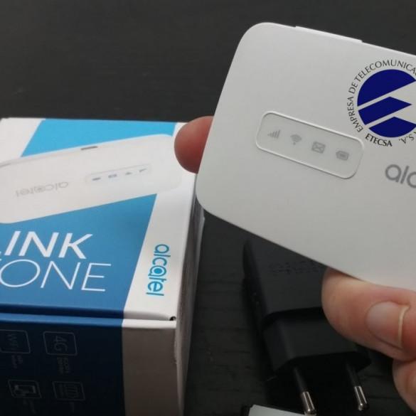 Alcatel-link-zone-4G-ETECSA