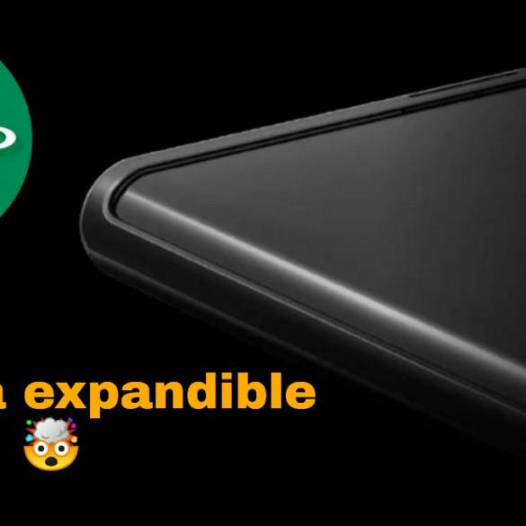 Oppo presentará un teléfonocon pantalla expandible