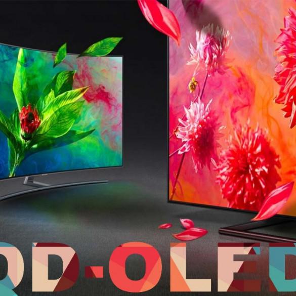 Samsung Display QD-OLED
