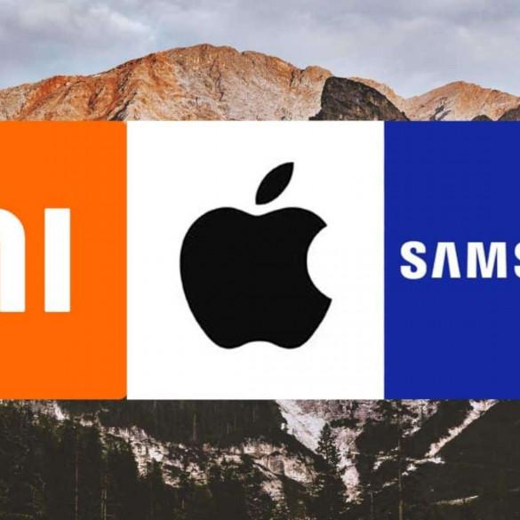 Samsung Xiaomi Apple los 10 móviles más vendidos del 2020 tercer trimestre