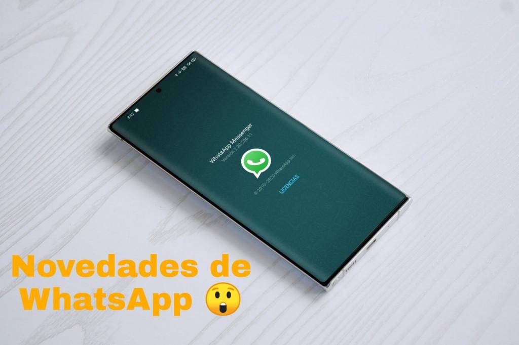 Ya hemos probado las novedades de WhatsApp