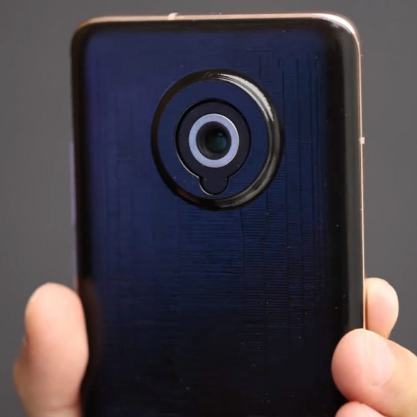 Xiaomi telefoto lente teléfono 1