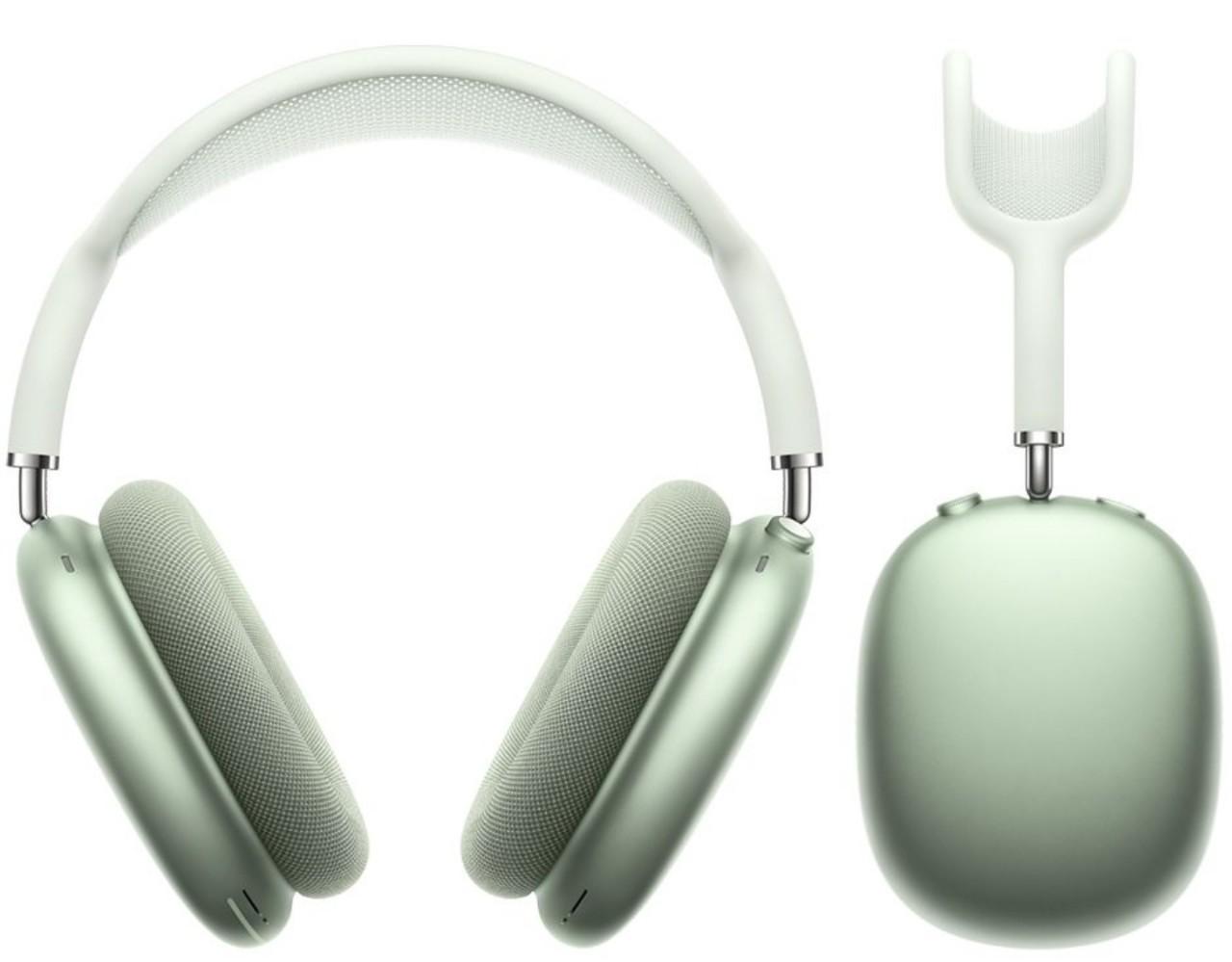AirPods Max los primeros auriculares inalámbricos de Apple con ANC