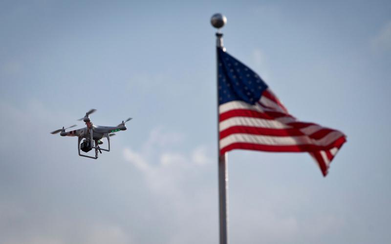 Estados Unidos drones