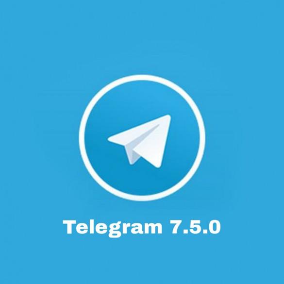 Telegram 7.5.0