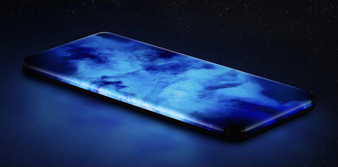 Xiaomi cuatro curvas