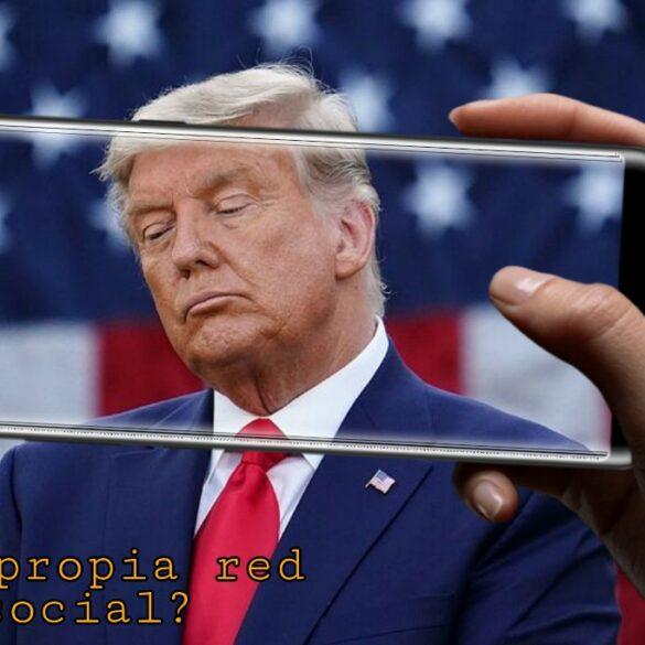 Donald Trump abrirá su propia red social