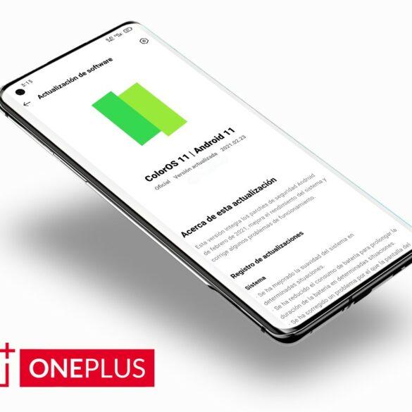OnePlus ColorOS 11
