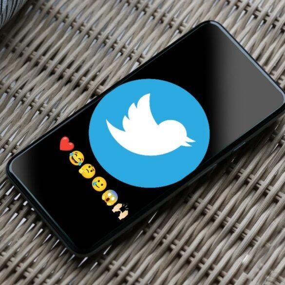 Twitter tendrá emojis como Facebook