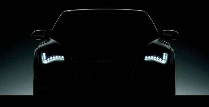 Apple Car faros luces