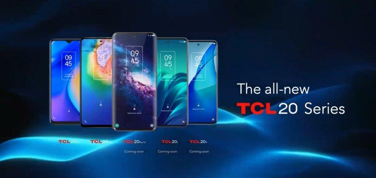 TCL 20 series