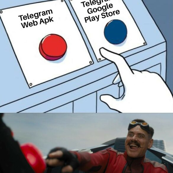Telegram Web apk y Telegram Play Store
