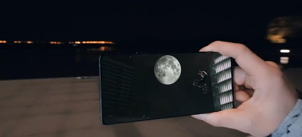 ZTE Axon 30 Ultra tendrá un modo Super Moon Ultra